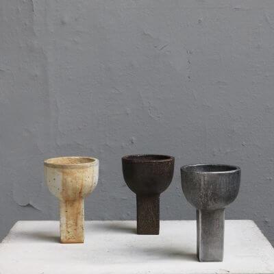 Sacra mini vases by Sofie Østerby