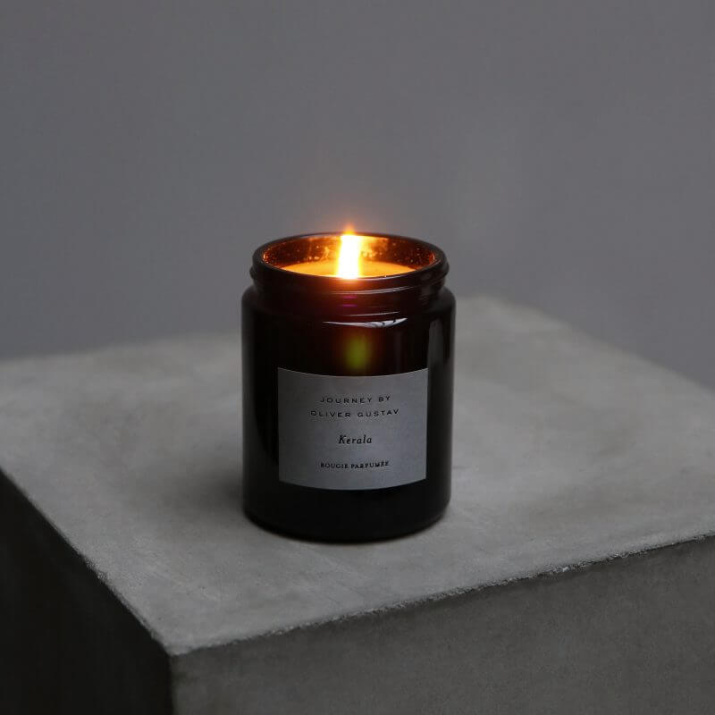 Journey by Oliver Gustav scented candle Kerala