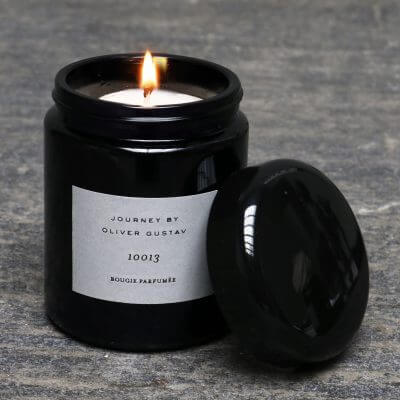 scented candle 10013 from journey by oliver gustav