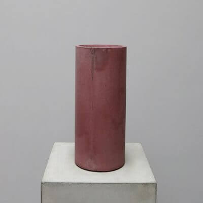 Michael Verheyden concrete vase Studio Oliver Gustav