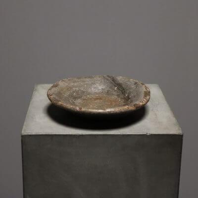 unique stone plate
