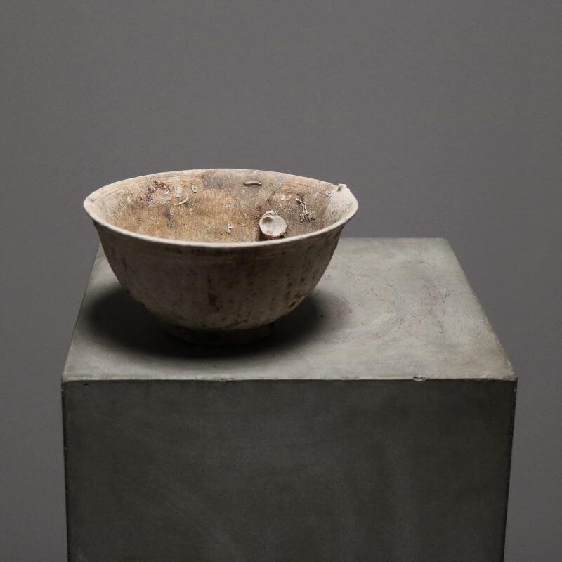 Unique Shipwreck bowl