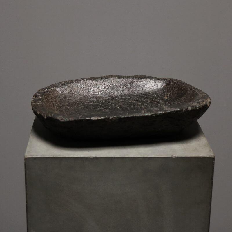 Unique stone bowl