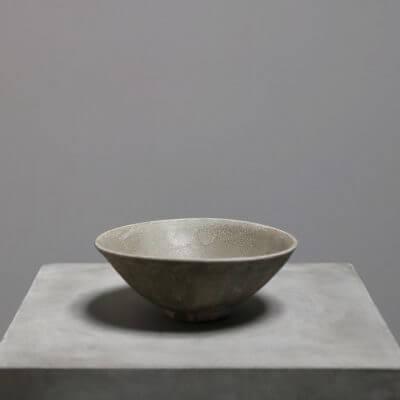 Ceramic bowl unique minimalism