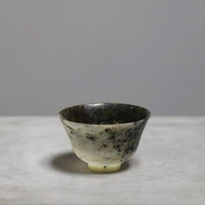 Jade bowl small