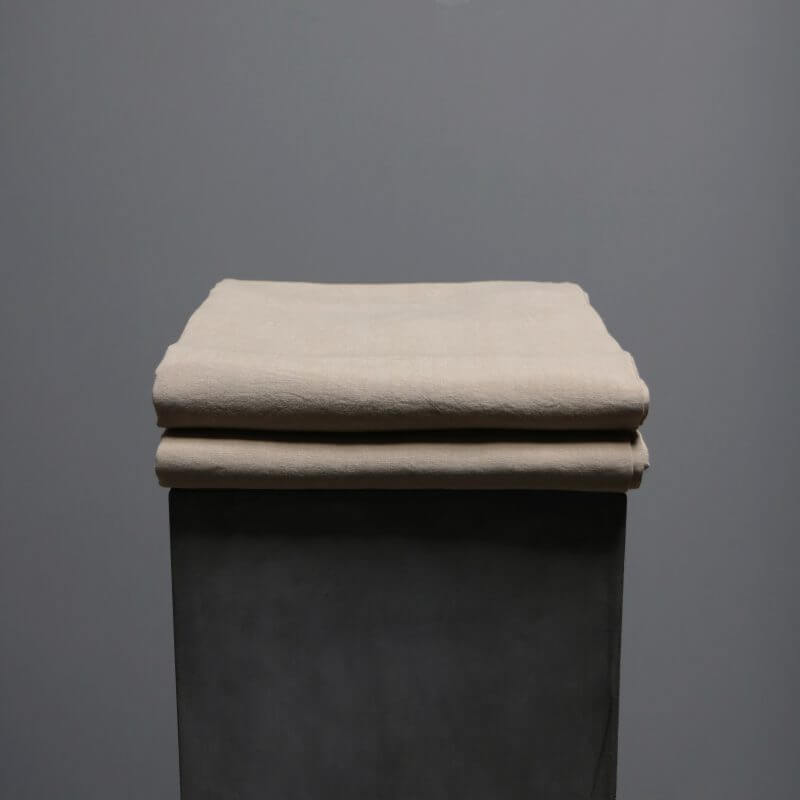 Linen bedspread from Society Limonta blanket bed cover