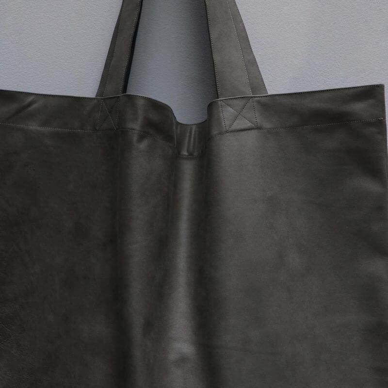 Studio Oliver Gustav leather tote bag