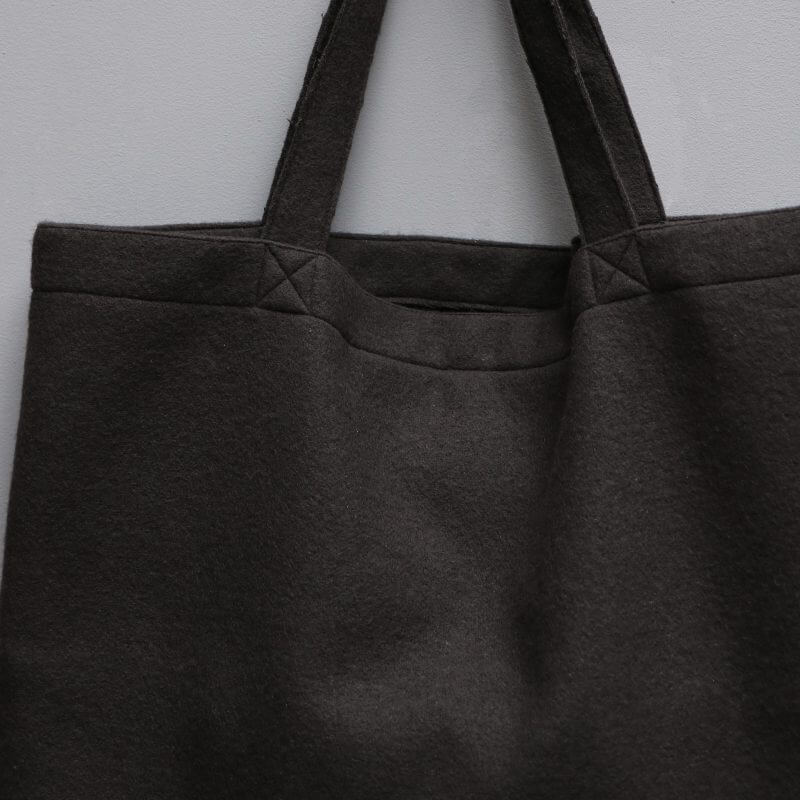 Studio Oliver Gustav Wool tote bag