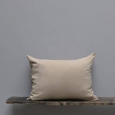 Society Cushion large Canapa